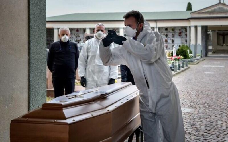 Para los judíos italianos, el 'olor a muerte' está por todas partes