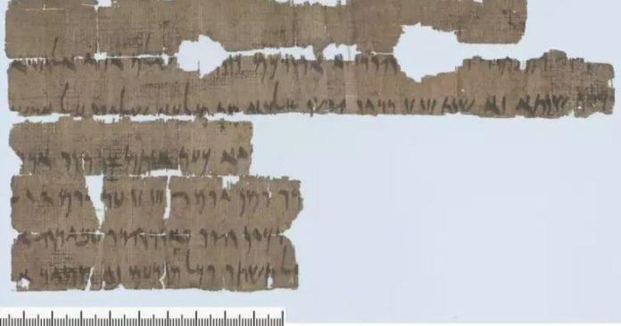 Carta de Pésaj de 2.400 años de antigüedad muestra la evolución del ritual judío
