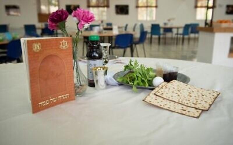 Las FDI se preparan para el Seder más grandes de lo normal