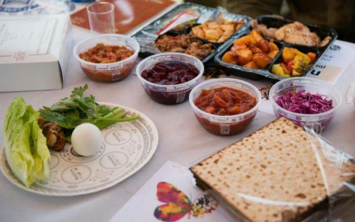Las FDI se preparan para el Seder más grandes de lo norma