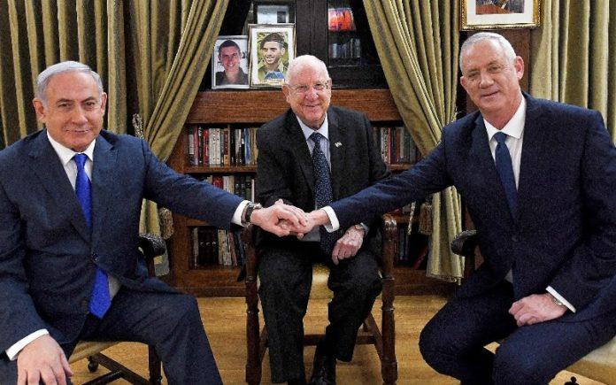 Netanyahu y Gantz acuerdan formar un gobierno de unidad israelí