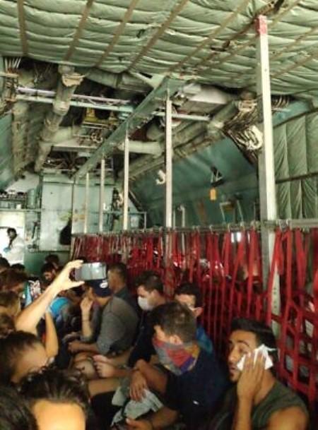 El Al trae a cientos de israelíes varados de regreso de Melbourne en un vuelo de 17 horas
