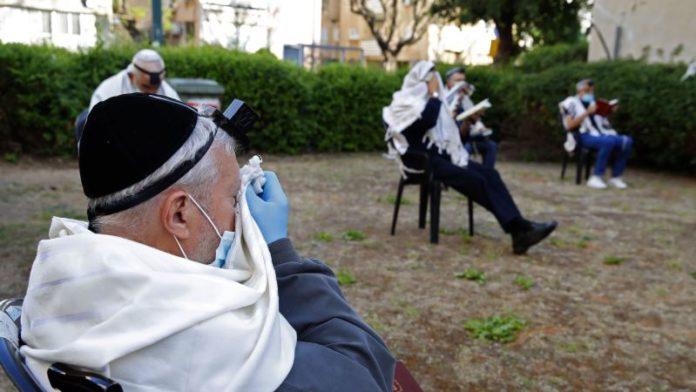 Israel está listo para comenzar la prueba de anticuerpos contra el coronavirus