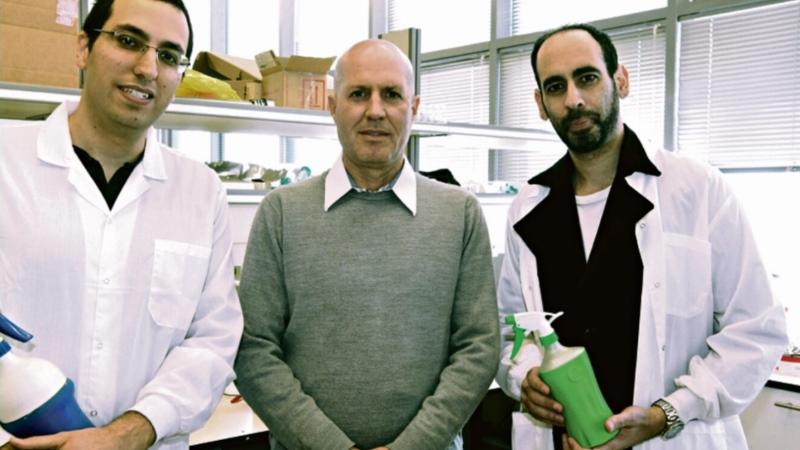 Tecnología israelí convierte el agua del grifo en una solución antiviral