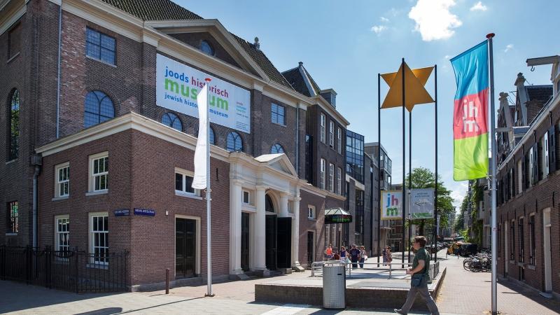 El barrio judío de Ámsterdam se está preparando para reabrir, pero algunos se preguntan si alguna vez será lo mismo