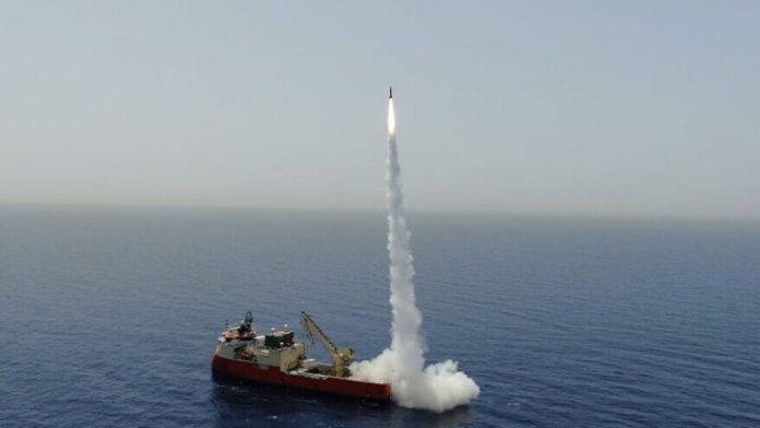Israel prueba con éxito el sistema de misiles LORA de última generación