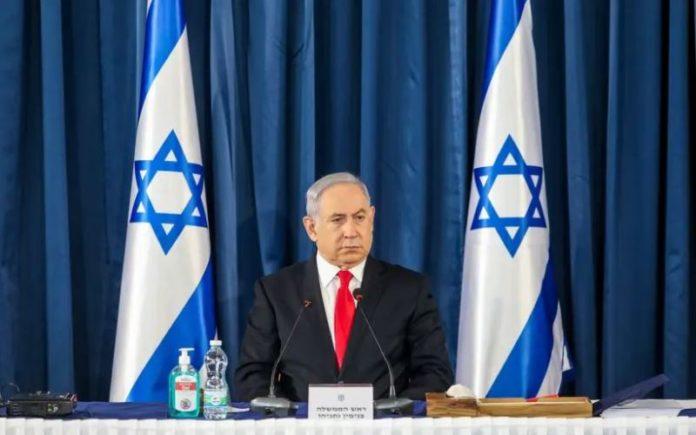 Netanyahu habla con los primeros ministros de la República Checa y Bulgaria