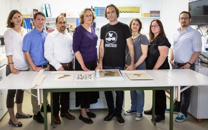 Investigadores israelíes descubren nuevas pistas para reconstruir los Rollos del Mar Muerto