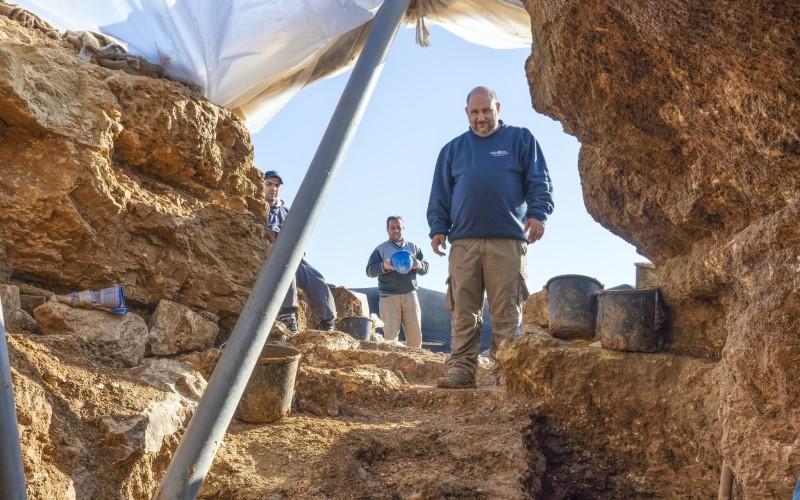 Un enorme complejo del Reino de Judá es encontrado cerca de la embajada de los Estados Unidos en Jerusalén