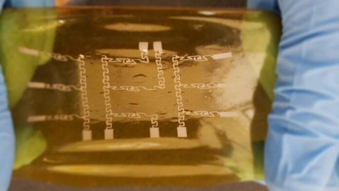 Israel inventa la piel electrónica artificial autocurativa