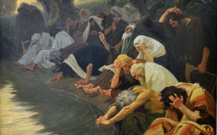 Por los ríos de Babilonia: ¿Por qué todavía importa un poema hebreo de 2.500 años de antigüedad?