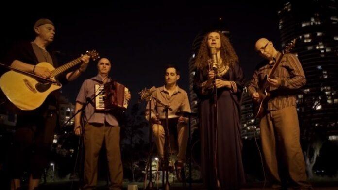 Shir Le Maalot - Maayan Band
