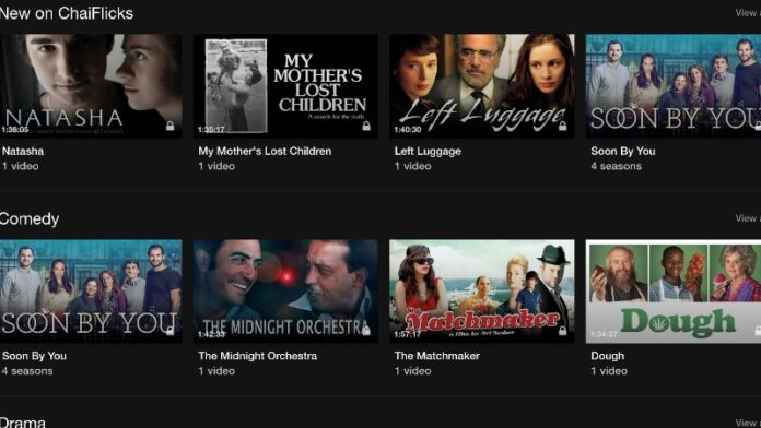 ChaiFlicks, el 'Netflix judío', está aquí