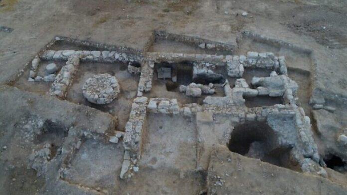 Descubren fábrica de jabón de 1.200 años al sur de Israel