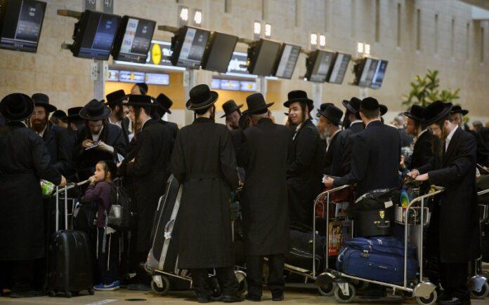Israel y Ucrania instan a los peregrinos jasídicos a no visitar Uman para Rosh Hashaná