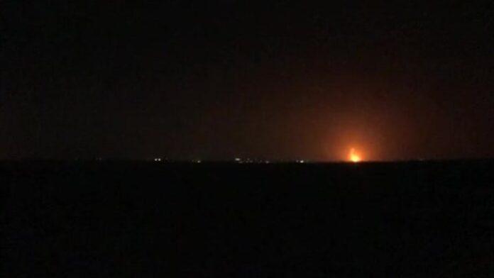 Las FDI atacan las infraestructuras de Hamas en Gaza