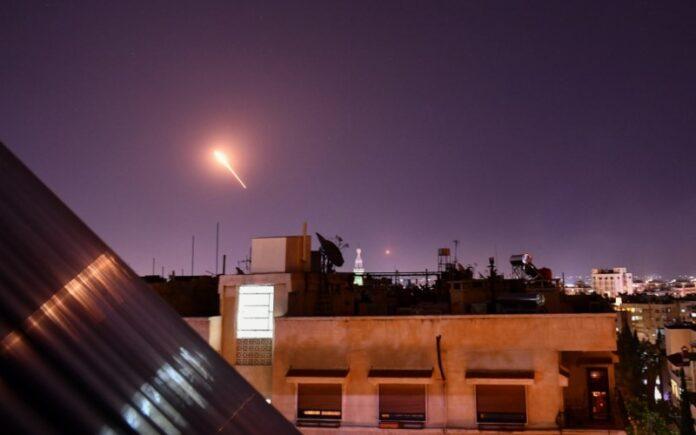 Las FDI atacan objetivos militares sirios en respuesta a un intento de ataque fronterizo