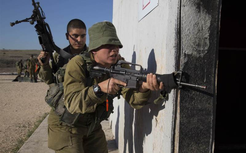 Conoce a las mujeres israelíes que están en línea de combate contra ISIS