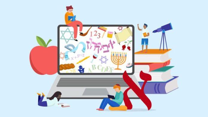 Un rabino y un padre comienzan una escuela diurna judía en línea para ayudar a las familias a superar la pandemia