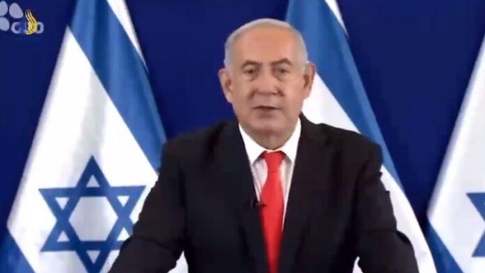 """Netanyahu: """"Le digo al pueblo del Líbano, Israel no quiere hacerles daño, pero Irán si"""