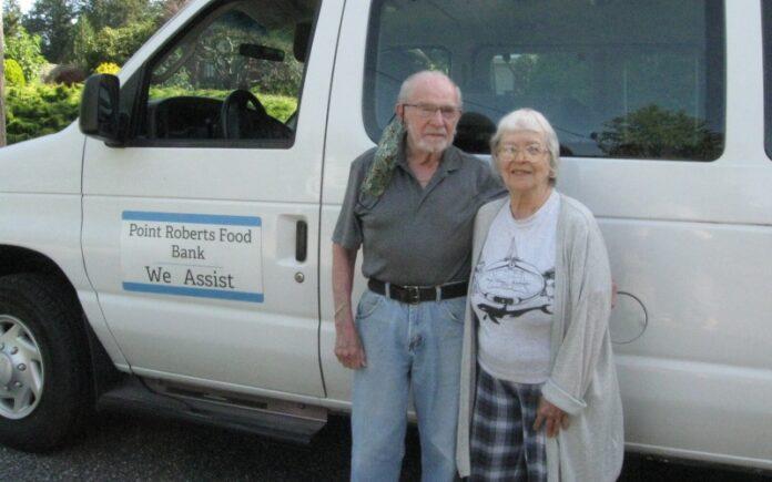 Conoce al voluntario judío de 86 años que dirige un banco de alimentos en las afueras de Estados Unidos