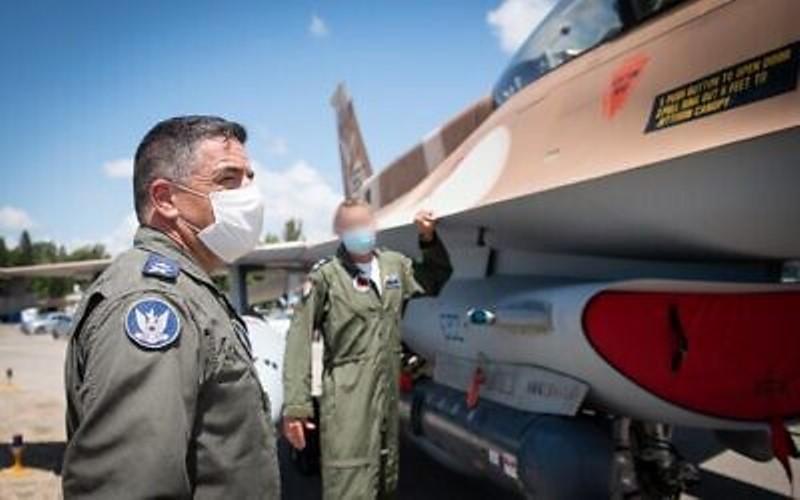 Las FDI cierran escuadrón de aviones de combate, poniendo fin a 67 años de operaciones