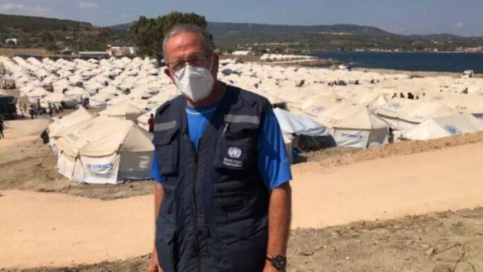 Experto israelí en medicina de desastres ayuda a refugiados en Grecia