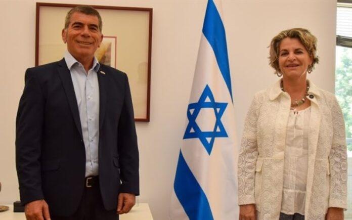 Histórico Primera embajadora de Israel en Egipto