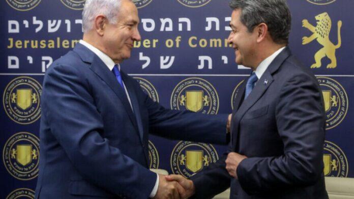 Honduras avanza a la reubicación de la embajada en Jerusalén