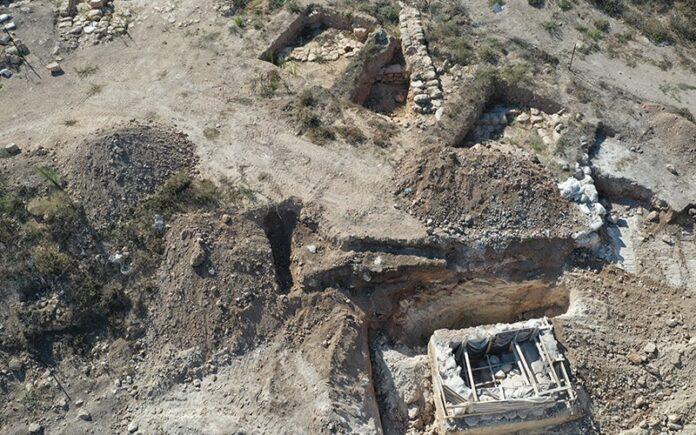 Un baño ritual de 2000 años de antigüedad es descubierto en Galilea