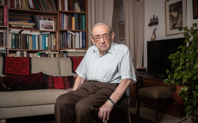 El Prof. Yehoshua Blau, un grande de las lenguas semíticas, muere a los 101 años