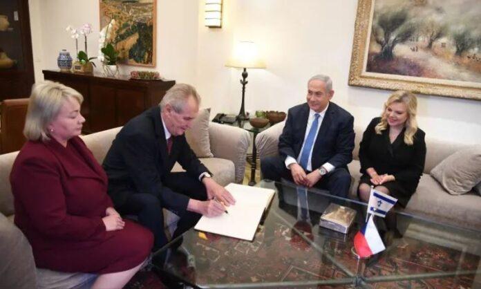 República Checa afirma compromiso de trasladar embajada a Jerusalén