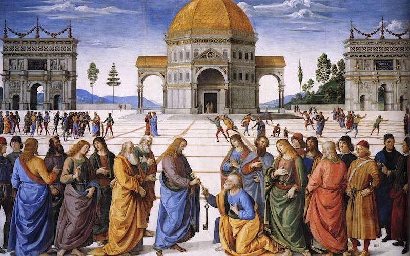Se encuentra una iglesia antigua donde Jesús le dijera a Pedro que estableciera el cristianismo