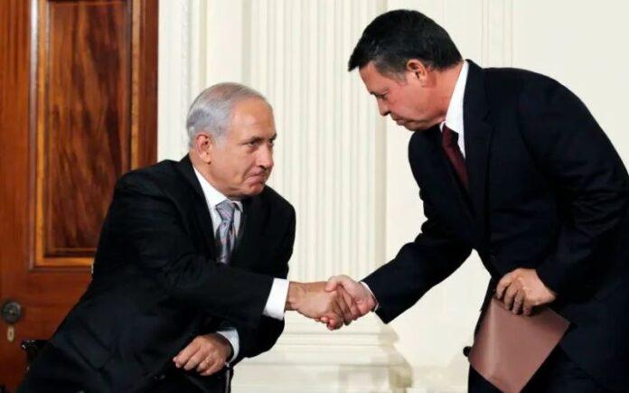 Israel y Jordania firman acuerdo histórico sobre espacio aéreo