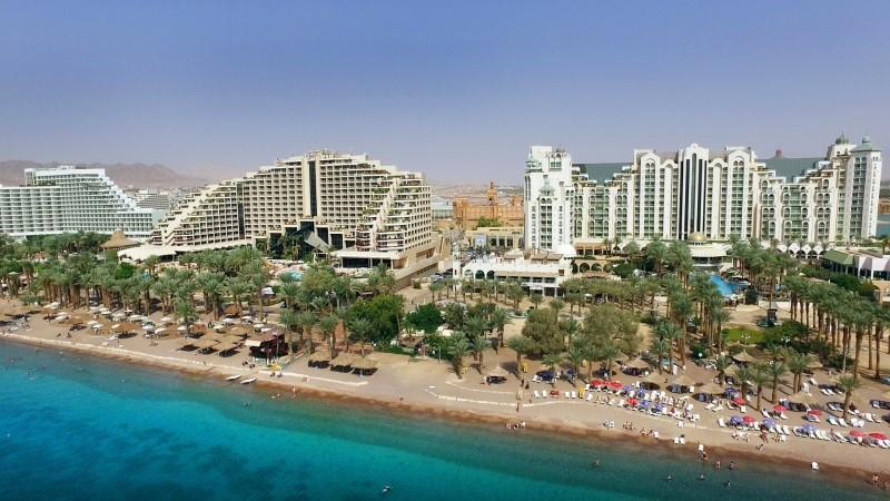 La Knesset da la aprobación inicial para declarar a Eilat, el Mar Muerto 'libres del virus'