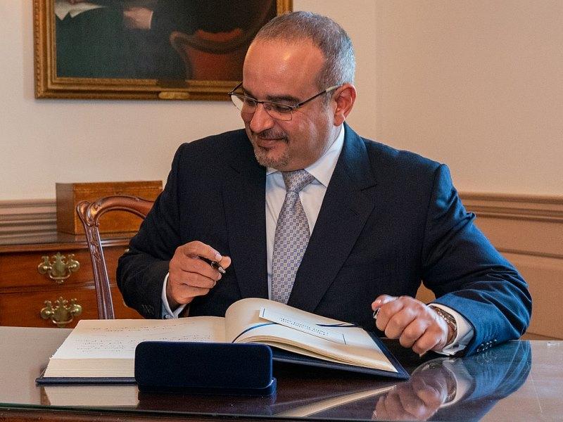 Netanyahu visitará Baréin 'pronto' como invitado del príncipe heredero Salman