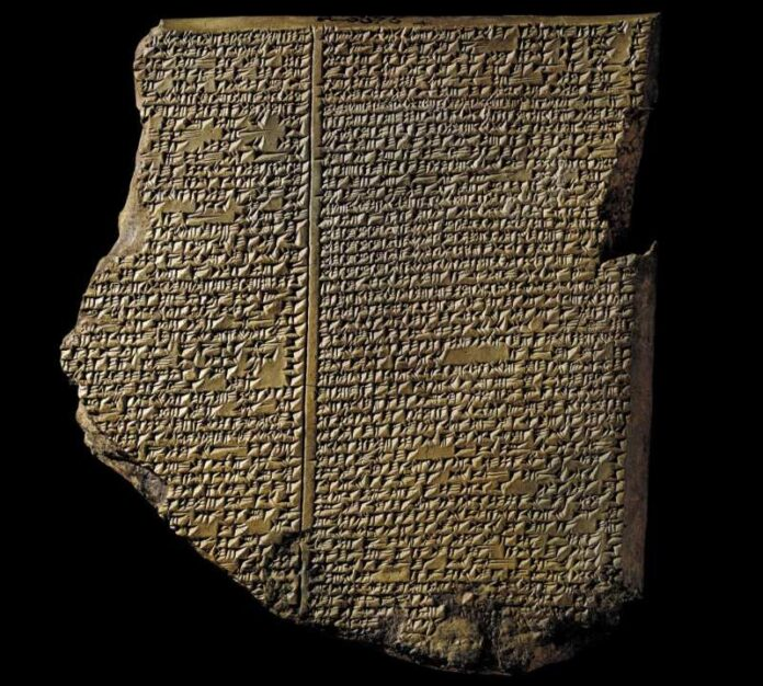 Científicos israelíes utilizan inteligencia artificial para reconstruir tabletas babilónicas rotas