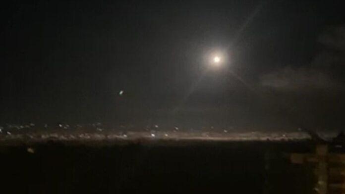 Israel ataca objetivos iraníes y sirios en los Altos del Golán y cerca de Damasco
