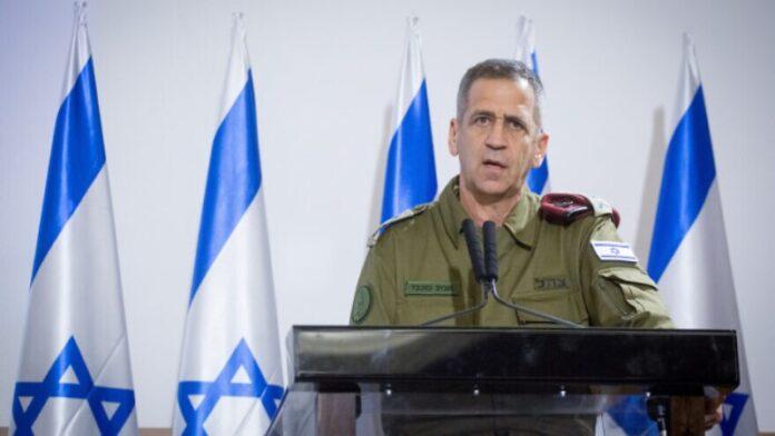 Jefe de las FDI: 'Continuaremos actuando contra la presencia iraní en Siria'