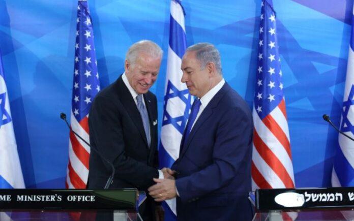 Netanyahu y Rivlin llaman por teléfono a Biden para felicitarlo como el nuevo 'presidente electo'