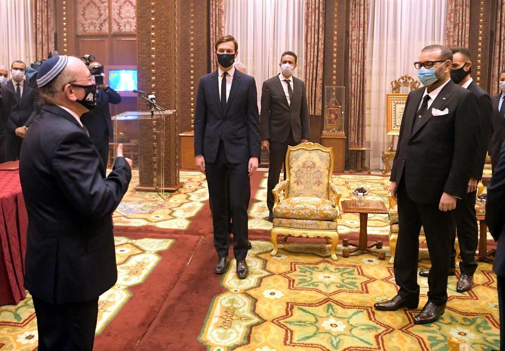 Israel y Marruecos acuerdan reabrir oficinas diplomáticas en semanas