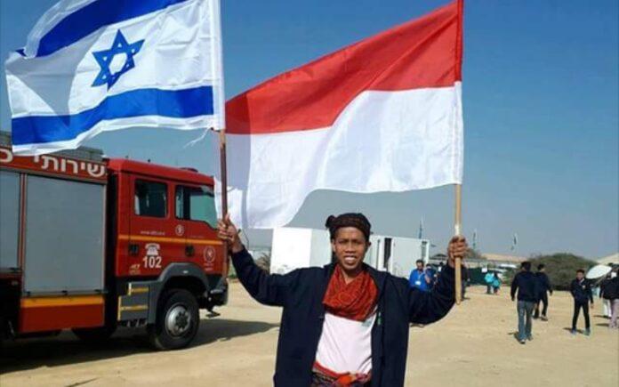"""""""Muchos musulmanes indonesios aman a Israel"""""""