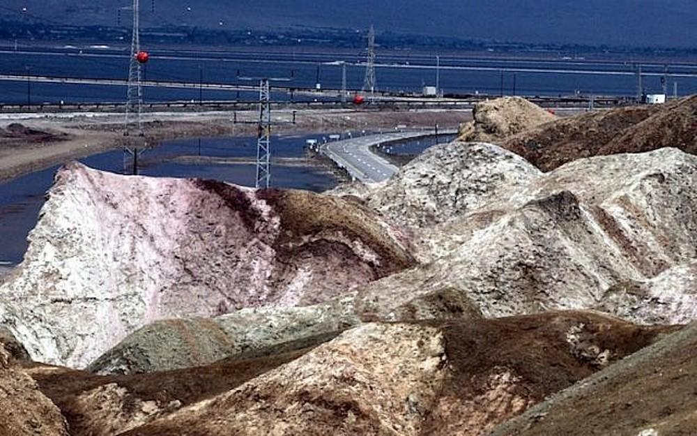 Israel Chemicals planea construir una planta solar en el sur de Israel