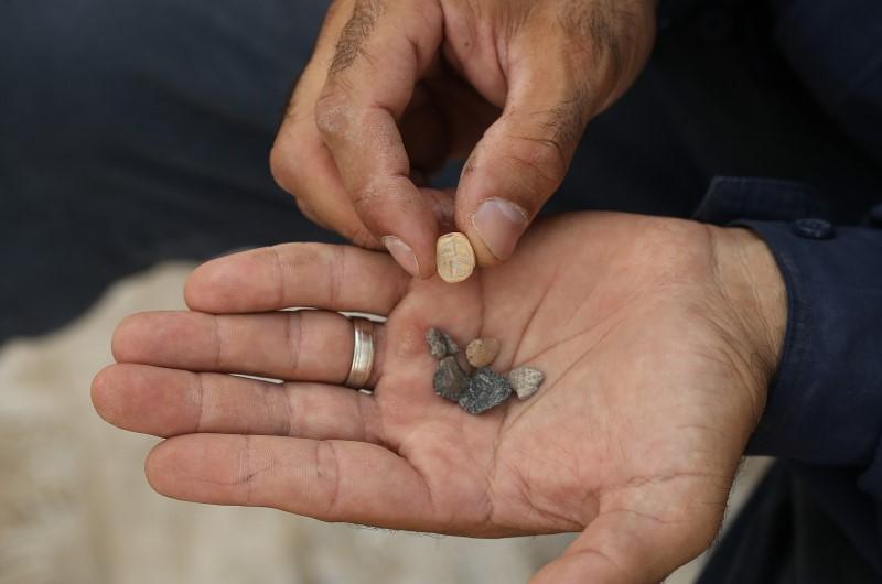 Hace 2.700 años, una pequeña pieza de arcilla selló el trato para el rey Jeroboam II de la Biblia