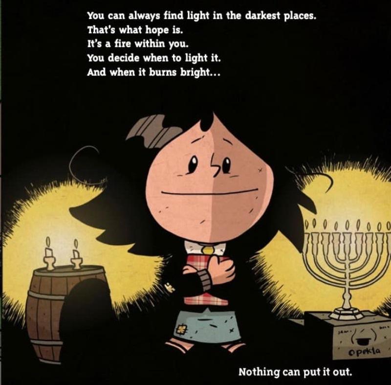 'Soy Ana Frank' desmitifica a un héroe para que el Holocausto sea accesible a los lectores jóvenes