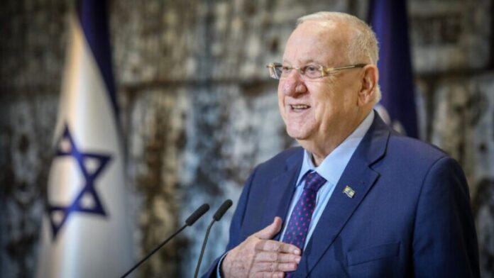 El presidente de Israel respaldará la 'hoja de ruta para el futuro judío'