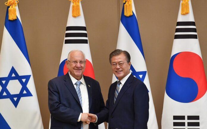 Israel y Corea firmarán acuerdo de libre comercio en unos días