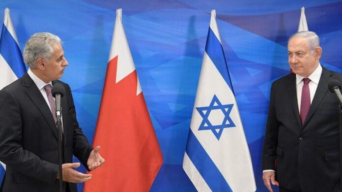 Netanyahu da la bienvenida al ministro de turismo de Baréin en Jerusalén