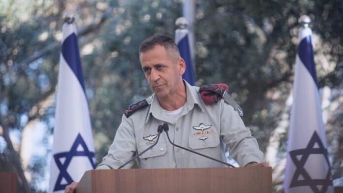 El jefe de personal de las FDI advierte a Irán que si ataca a Israel será un 'esfuerzo muy costoso'