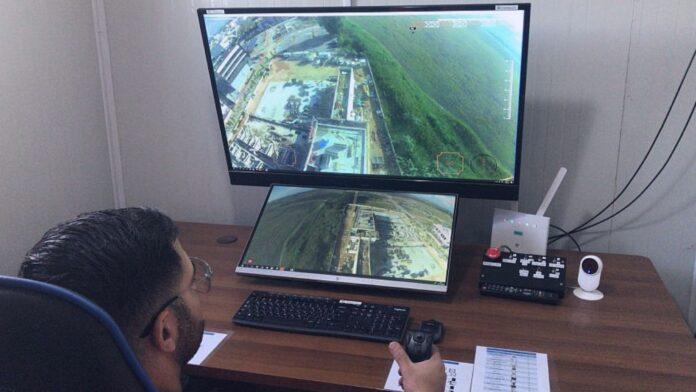 Compañía israelí lleva tecnología aeroespacial de vanguardia a los sitios de construcción